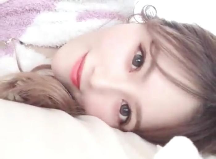 AKB48 込山榛香、至高のモーニング添い寝ムービーを公開!「朝からドキッとしたよ」「一瞬で目が覚めた」と大反響