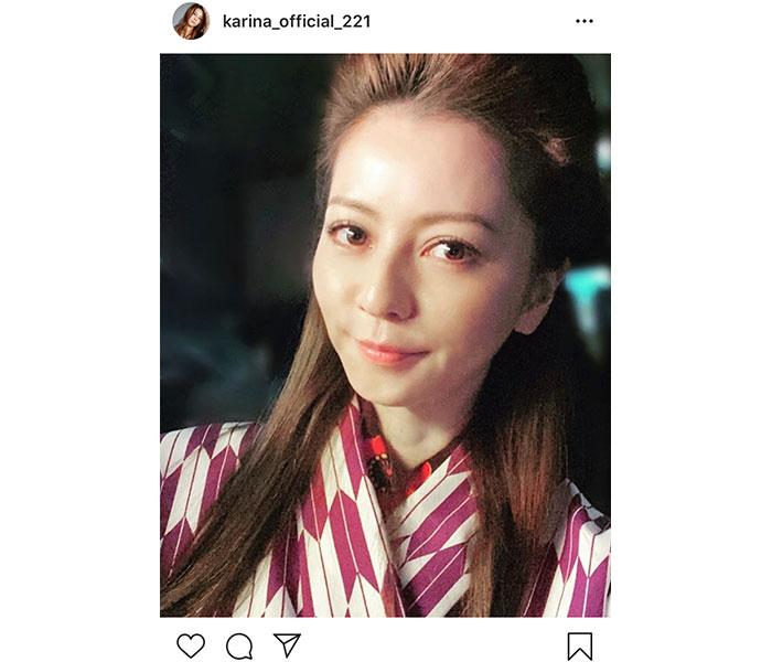香里奈、『恋つづ』放送を前に和装写真を公開「流子お姉様に会える!!」「綺麗で可愛すぎます」