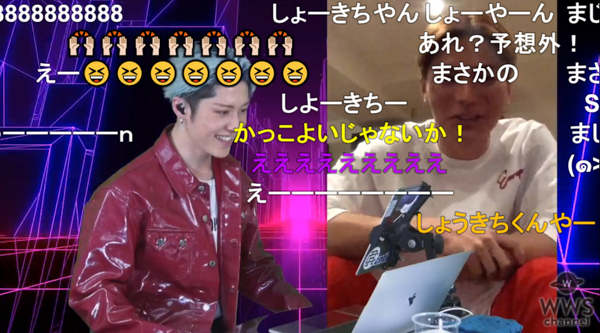 MIYAVI、ニコニコチャンネル配信でEXILE SHOKICHIがゲストに登場