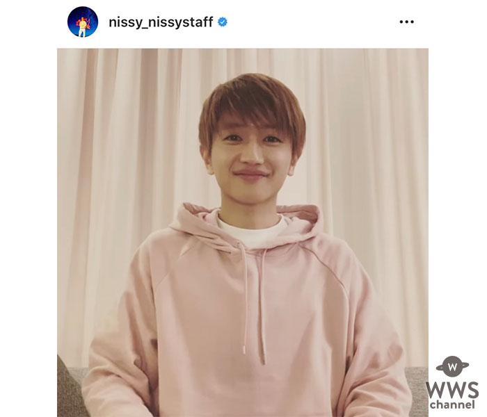 Nissy(西島隆弘)が「国立国際医療研究センター」に1,000万円を寄付