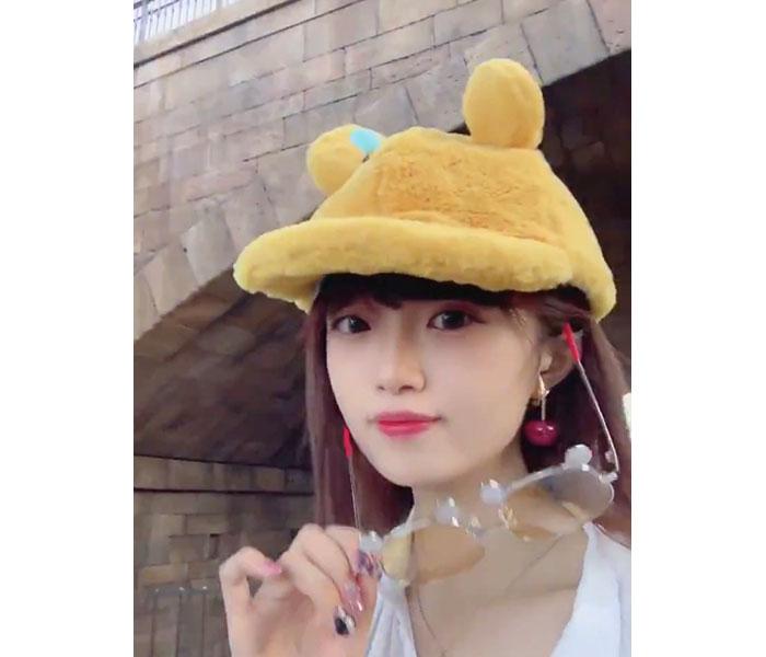 NGT48 中井りか、「顔みたいと言われたので」と動画投稿!「久々に顔見れて嬉しい」「顔見れただけで生きていけます!!!」