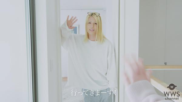 ローランド、同棲中の甘いひと時をドラマ化した胸キュン動画に初出演
