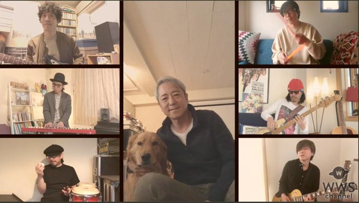 佐野元春、新型コロナウイルス疲れに人々を応援する新曲『この道』をネット配信