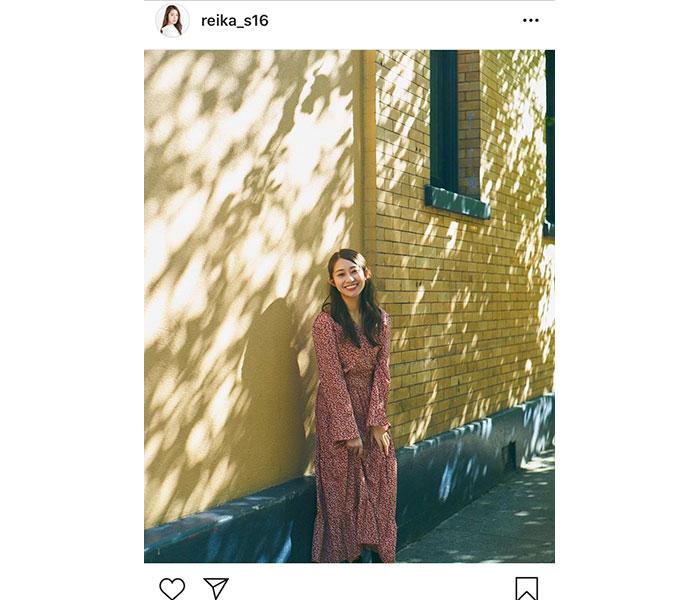 元乃木坂46 桜井玲香、木漏れ日の美麗ショットでお目覚め投稿「朝から幸せだ」「お元気で何よりです」