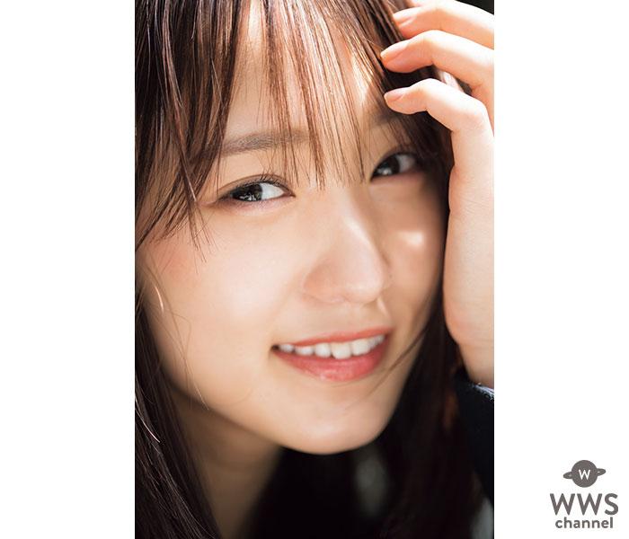 欅坂46 菅井友香、グループの未来を語るインタビューが掲載