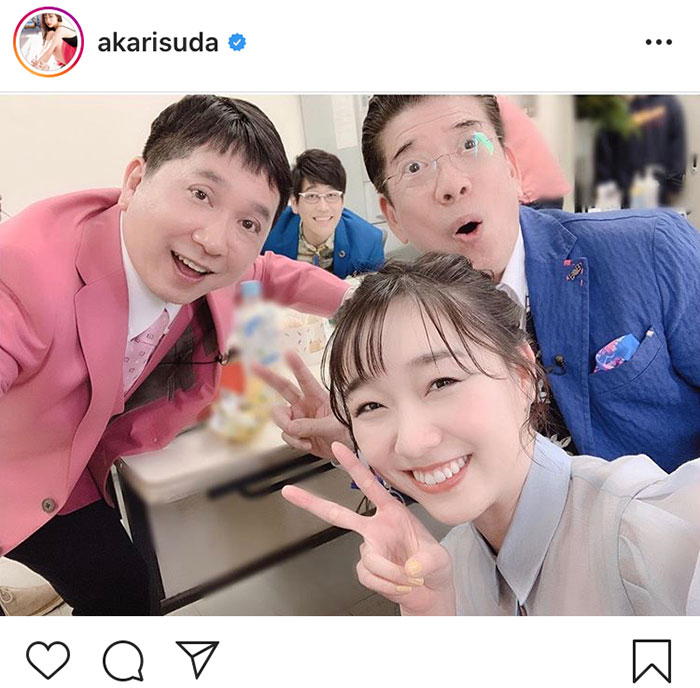SKE48 須田亜香里、『ケンミンSHOW』新MC爆笑問題・田中裕二への思いを明かす「深い優しさにすっぽり」