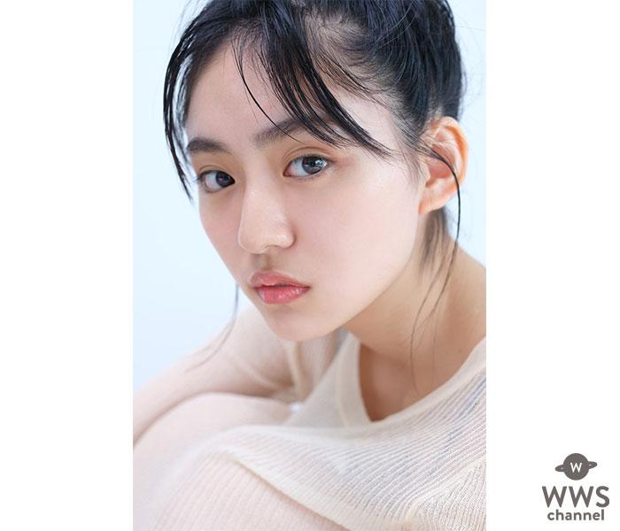「ミスマガジン2019」豊田ルナ、透明感あふれるグラビアを「週プレ」で初披露!