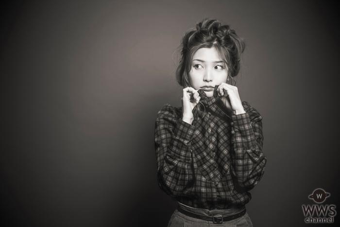 植田真梨恵、タイアップ決定の2曲を5月1日にダブル配信!