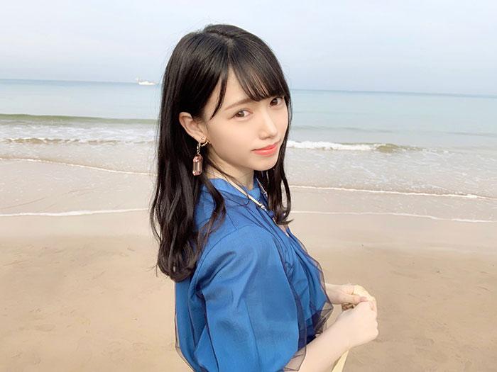HKT48 運上弘菜、『3-2』(さんひくに)リリース記念のMVオフショット公開!「発売日おめでとうございます!」「素敵な思い出の1日にしようね」