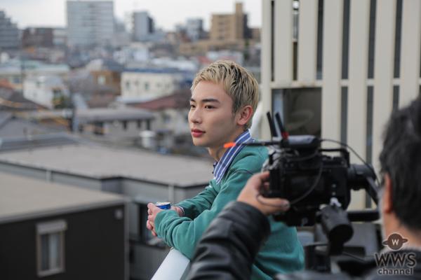 HAN-KUN、新曲MVに人気モデルのよしあきが出演!