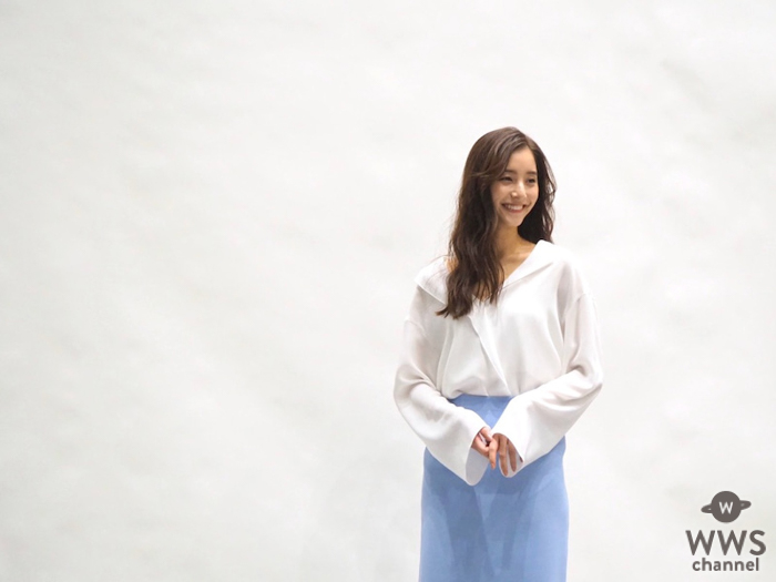 新木優子、春らしい衣装でほほ笑む姿に「ミスパーフェクト」「可愛い!」の声