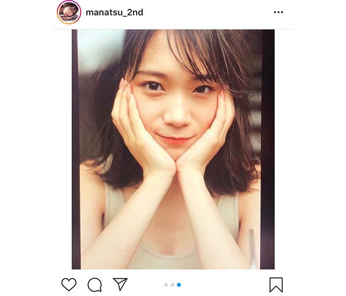乃木坂46 秋元真夏、写真集から「試し撮り」カットを大量公開!「しあわせにされました」
