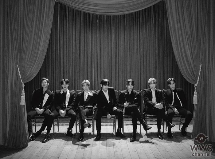 BTS、2年3ヶ月ぶり日本で4枚目となるニューアルバムを7月リリース