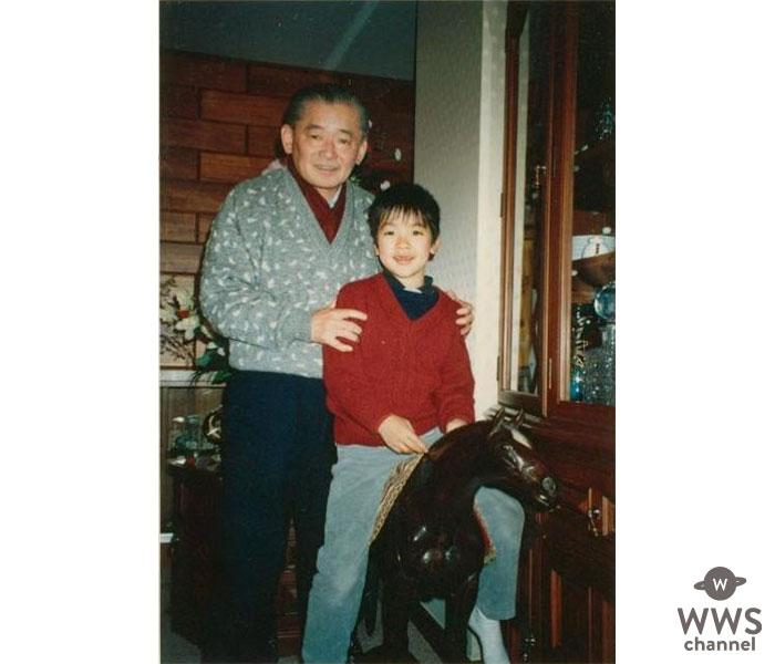 DAIGO、祖父・竹下登元総理との幼少期の2ショット公開にファン歓喜!「おじい様、喜んでおられるでしょう~」「お祖父様!素敵な笑顔」の声