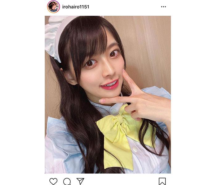 藤田いろは、「メイドの日」のコスプレメイド写真を公開「めっちゃ綺麗で可愛い」「破壊力抜群ですよね」