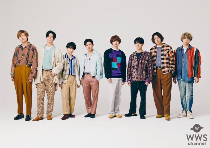 Hey! Say! JUMP、新曲『Last Mermaid…』が7月1日にリリース決定