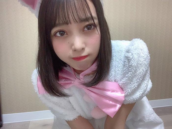 STU48 石田みなみが猫のコスプレ自撮りショットを公開!「ガンガン載せてください」「自撮りたくさん待ってます」