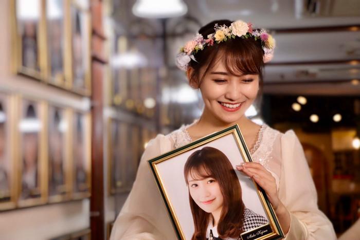 小嶋真子、AKB48卒業から一年「卒業しても変わらず48グループが大好きです」
