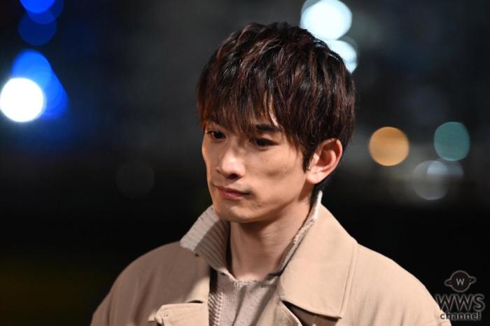 劇団EXILE 町田啓太、『ギルティ』オフショット公開に「美しすぎる」「微笑むだけで罪だ!」