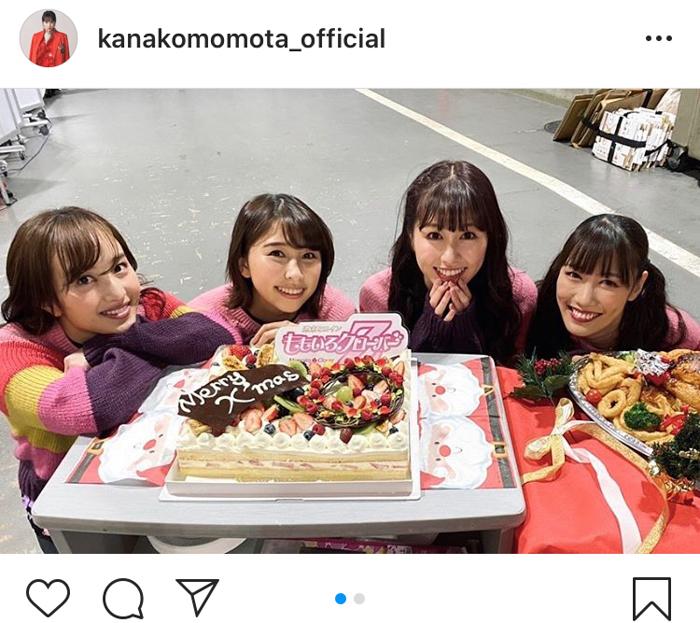 ももクロ 百田夏菜子、結成12年記念日に蔵出し集合写真公開!「いつも本当に笑顔をありがとう」「ももクロに出会えて幸せいっぱい!」