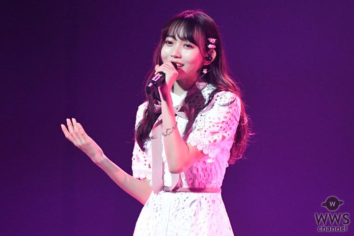 【ライブレポート】SKE48 野島樺乃、ソロ公演から一周年記念のカラオケ配信「たくさんの方に笑顔と元気と感動を届けたい」