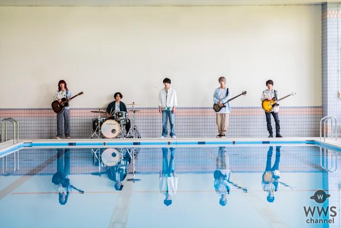 Novelbright、注目の楽曲『夢花火』のMV公開をフォトカウントダウン