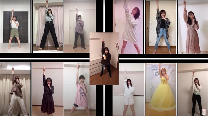 NGT48が自宅から名曲『Maxとき315号』のリモートダンス動画を配信!「少しでも元気になっていただけたら」