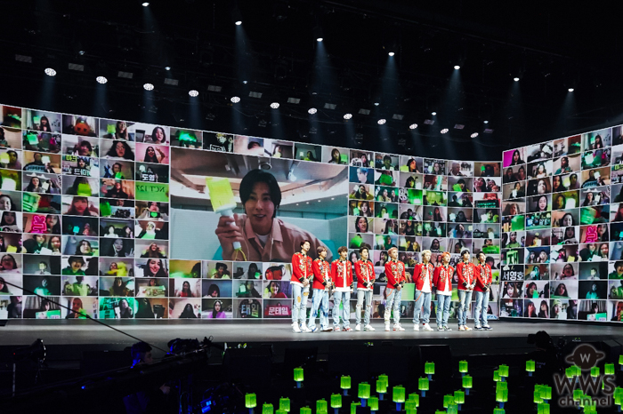 NCT 127、新概念のオンラインコンサート「Beyond LIVE」に全世界129ヶ国の有料視聴者が熱狂!