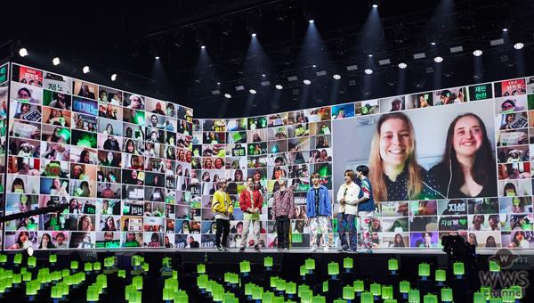 NCT DREAM、ファンと共に作り上げたオンラインライブが世界107か国の視聴者を熱狂