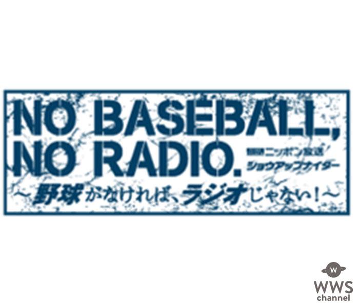 プロ野球6月19日にいよいよ開幕!「ニッポン放送ショウアップナイター」も合わせてスタート!