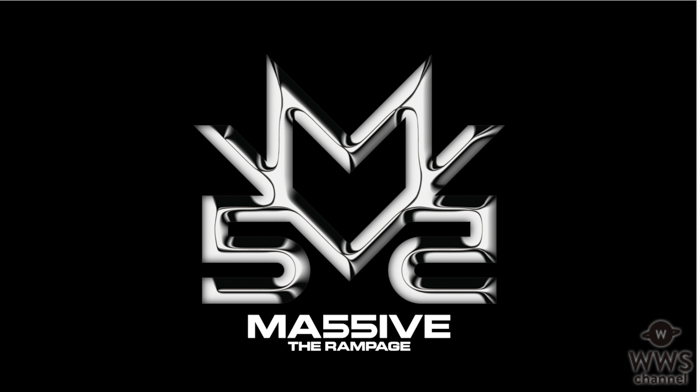 MA55IVE THE RAMPAGE、デジタルシングル「Determined」のリリックビデオを公開!