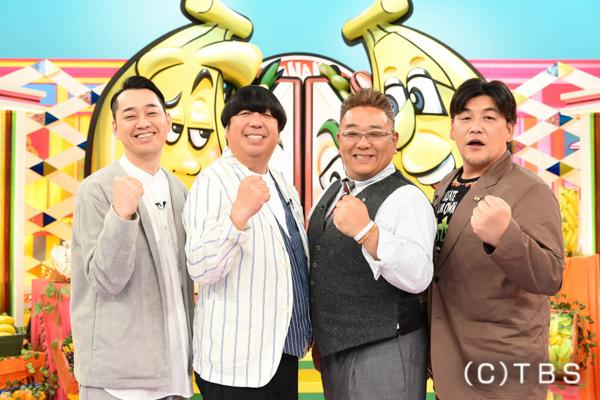 """SixTONES ジェシー、田中樹が""""ひな壇芸""""を叩き込まれる!<バナナサンド>"""