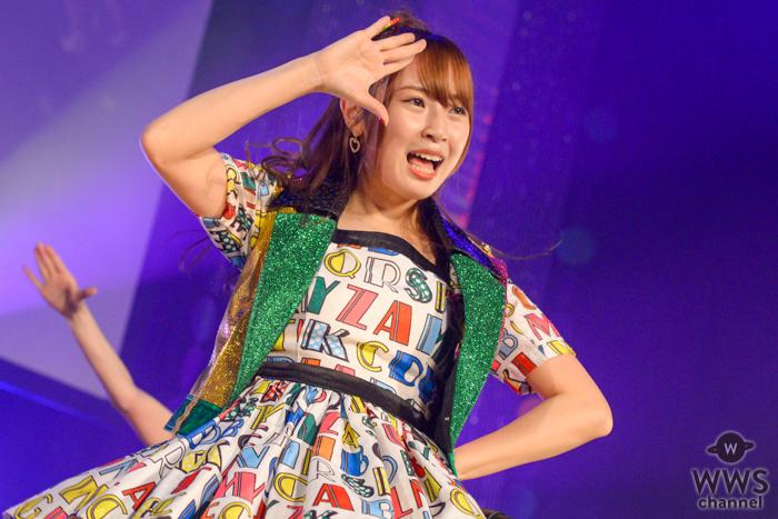 SKE48 高柳明音、過去のライブ映像は「自分が生きた証」<CDTVライブ!ライブ!>