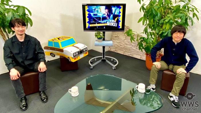 竹野内豊&バカリズム、スペシャル対談で4年ぶりの再開 <素敵な選TAXI 特別編>
