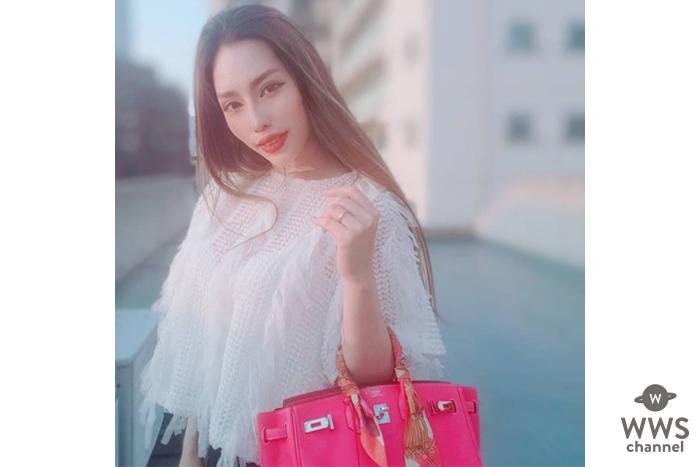 24歳には見えない大人っぽい(小悪魔っぽい!?)エステサロンを経営する 杏恋(KAREN)に、自身の健康法についてインタビュー!