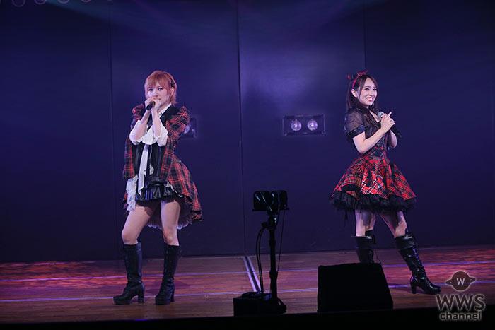 AKB48・向井地美音、岡田奈々が『ソーシャルディスタンス公演』初日のステージを飾る!