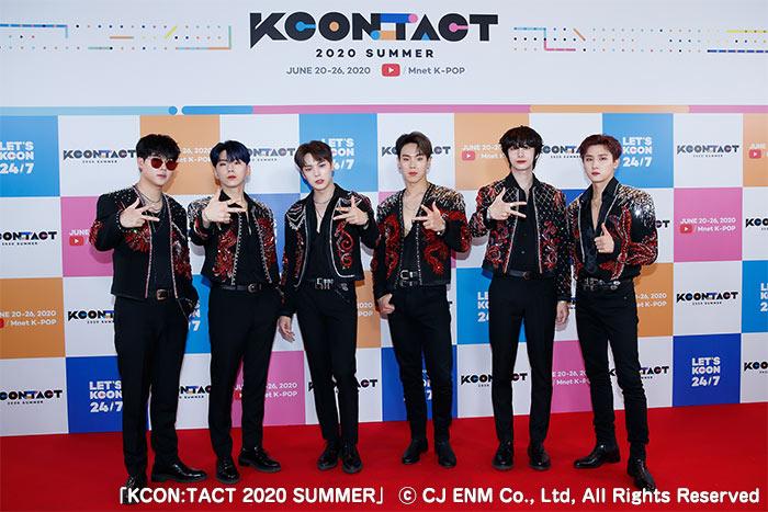 【写真特集】MONSTA X(몬스타엑스)が圧巻のライブパフォーマンス!<KCON:TACT 2020 SUMMER>