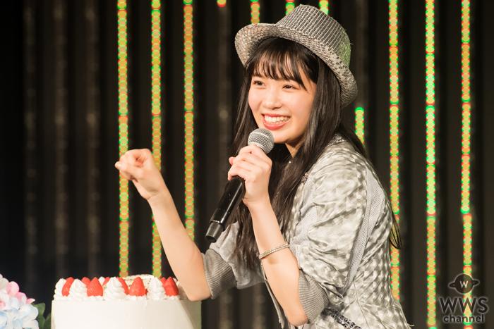 NMB48 山本望叶、安田桃寧の生誕祭で劇場公演再開!