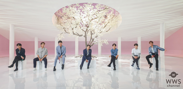 BTS(防弾少年団)、最新ナンバー『Stay Gold』日本初披露<CDTVライブ!ライブ!>