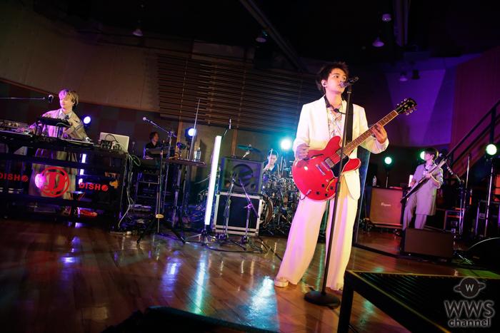 DISH//、メジャーデビュー7周年記念日に有料完全生配信スタジオライブ開催!新曲リリースも発表に