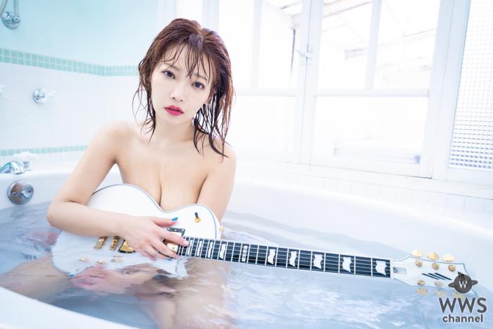 藤田恵名、『バキ』エンディングテーマのMVが公開に!