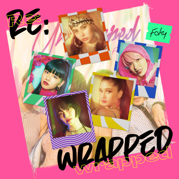 FAKY、リテイクアルバム「Re:Candy」がLINE MUSICリアルタイムソング1位にランクイン!