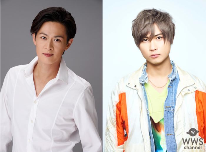 橋本良亮(A.B.C-Z)と新納慎也が初共演!音楽と融合した新しい朗読劇に挑戦