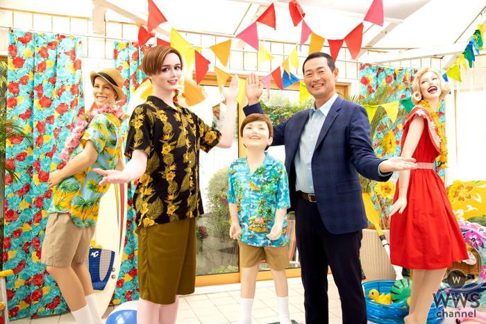 Matt&桑田真澄、親子で今夏どう過ごす?