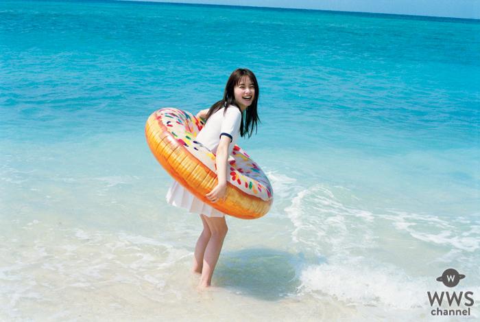 久間田琳加、密着メイキングDVDが「週プレ」に付属!