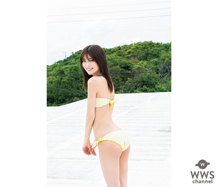 工藤美桜、『魔進戦隊キラメイジャー』で共演の新條由芽とW表紙を飾る<週刊ヤングジャンプ>