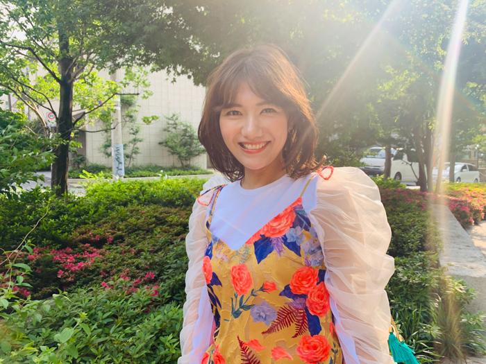 宮澤佐江、清々しい笑顔の写真に「どこの女子大生かと思た」「母性があふれでてる」と話題
