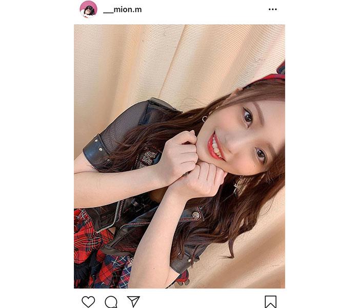AKB48 向井地美音、「今後ともごひいきに!」3ヶ月ぶりのインスタ投稿で宣言