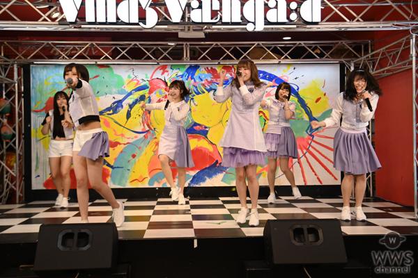 個性派アイドルユニット「もどかしマーケッツ」お披露目ライブを開催