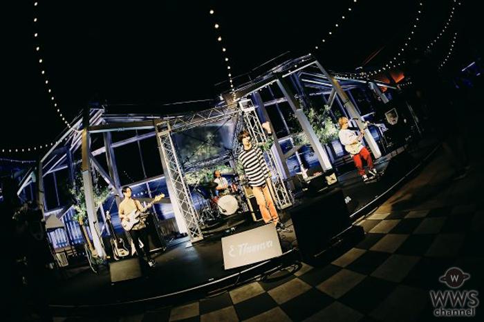 OKAMOTO'S、初の無観客生配信ライブを開催!最新EPのリリースも発表